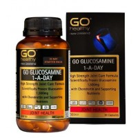 GO Glucosamine 1-A-Day 1500mg (H30v)