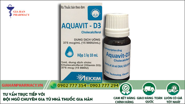 aquavit d3 box