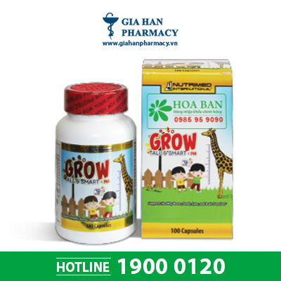 Grow Tall & Smart + DHA